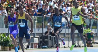 """Bolt: """"No sé qué ha pasado; no puedo explicármelo"""""""