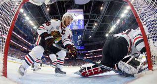 Los Blackhawks ya están a un partido de ganar la Stanley Cup