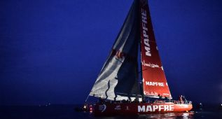 Gana el 'Alvimedica', con el 'Mapfre' a 2 puntos del podio