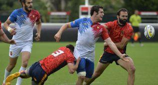 España termina 2ª en Lyon y asciende al 2º puesto
