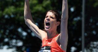 """Ruth Beitia: """"Ahora sí soy la mejor del mundo en altura"""""""