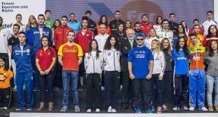 Proyecto FER: 800.000 euros para ayudar a 102 deportistas