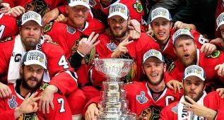 Los Blackhawks ganan su tercera Stanley Cup en seis temporadas
