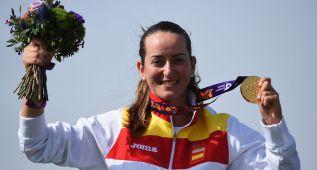 España ganó 5 medallas, con oro para Fátima Gálvez en tiro