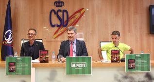 Cardenal presentó un libro de Antonio Serrano y Varona