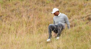 Debacle de Tiger Woods: falla el corte con sus peores 36 hoyos