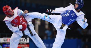 Daniel Ros logra la medalla 14 para la delegación española