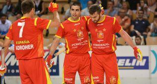 España debuta en el Mundial con goleada a la anfitriona