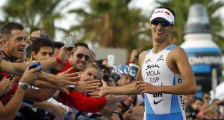Mario Mola y Carolina Routier logran su victoria más 'especial'