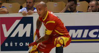España ganó a Angola en los penaltis tras empatar a uno