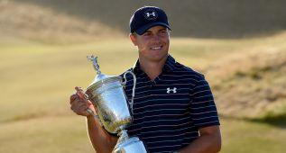 Spieth gana un US Open con drama para Dustin Johnson