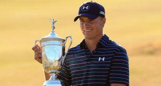 """Jordan Spieth, a por el Grand Slam: """"Miro al British Open"""""""