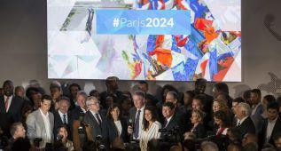 París presenta oficialmente su candidatura a los Juegos 2024