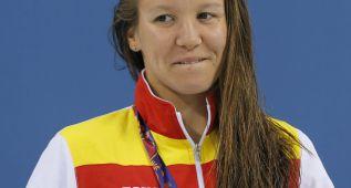Marina Castro, bronce en la primera jornada de la natación