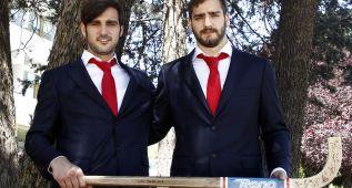 Josep y Eduard Lamas, tras los pasos de los hermanos Gasol