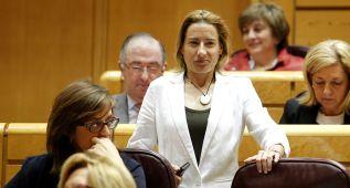 La defensa de Marta Domínguez denuncia falta de transparencia
