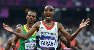 Farah adelanta su reaparición y correrá 5.000 en Lausana