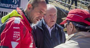 El Rey Juan Carlos podría volver a navegar en el 'Mapfre'