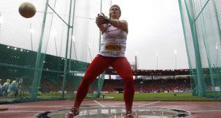 La polaca Wlodarczyk, récord mundial de martillo (79,83 m)