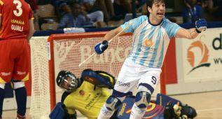Argentina le arrebata a España el título mundial (1-6)