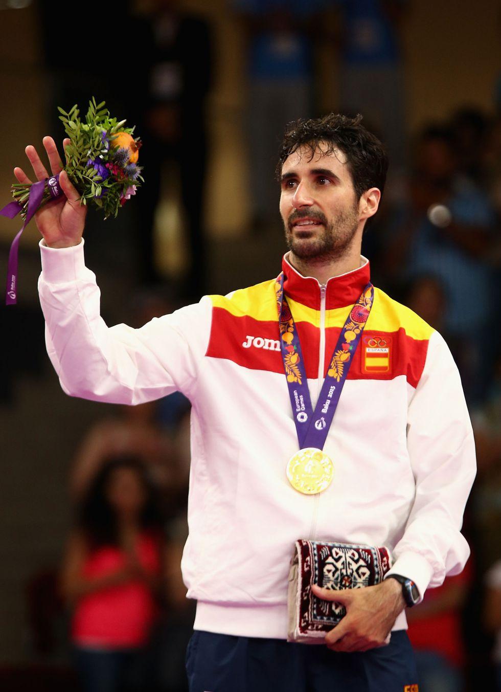 Juegos Europeos: Pablo Abián gana la final de bádminton y