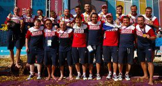 Rusia arrasó en el medallero: 164 metales, 79 de de oro