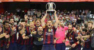 El Barcelona ocupa todas las posiciones de la temporada