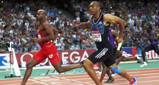 Vicaut iguala el récord europeo de 100 metros con 9.86