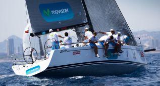 El 'Movistar' de Pedro Campos gana el Mundial en ORC B