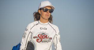 Nuria Gomà: la rider que cambió el banco por el kitesurf