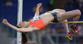 Ruth Beitia, elegida como mejor atleta europea del mes