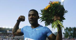 Mónaco: 100 metros de alta calidad con Gatlin y Gay