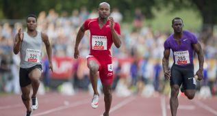 Asafa Powell gana en Lucerna con 9.87 en los 100 metros