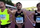El obstaculista Fernando Carro se gana la mínima mundialista