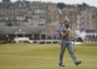 Sergio García disfruta y compra acciones para el British Open