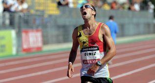 Diniz, plusmarquista mundial de 50 km marcha, no irá a Pekín