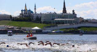 10 kilómetros: Arroyo y Ruiz, un calvario en río Kazanka