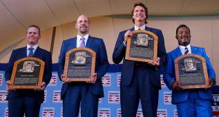 El Hall of Fame recibe a sus cuatro nuevos miembros