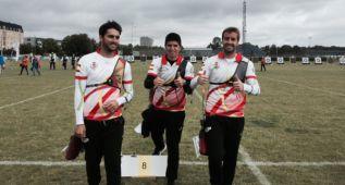 El equipo masculino de recurvo estará en los Juegos de Río