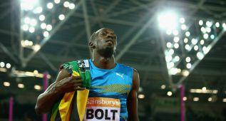 Bolt no volverá a correr hasta los Mundiales de Pekín