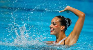 Segunda medalla de Ona en el Mundial: bronce en solo libre