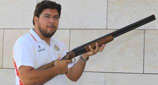 Alberto Fernández, plata en foso olímpico y billete a Río-16