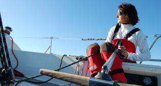 Siete españoles en la travesía del Atlántico en Solitario