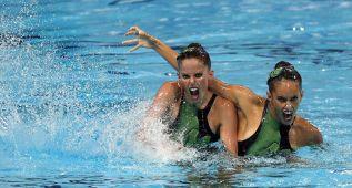 Ona Carbonell y Paula Klamburg, quintas en dúo libre