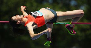 Beitia se convertirá en la saltadora con más oros