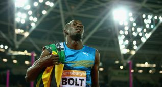 Bolt renuncia a competir en la Diamond League de Zúrich