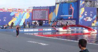 Marga Domínguez acaba sexta en el maratón del agua