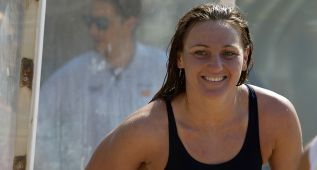 """Melani: """"La mentalidad acaba siendo todo en un nadador"""""""