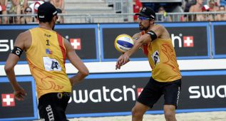 Herrera y Gavira finalizan quintos en el Europeo