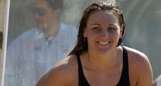Melani Costa entra al límite en la final de los 400 libre